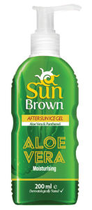Sun Brown Aloe Vera