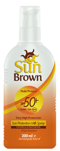 Sun Brown Protection Milk Spf 50